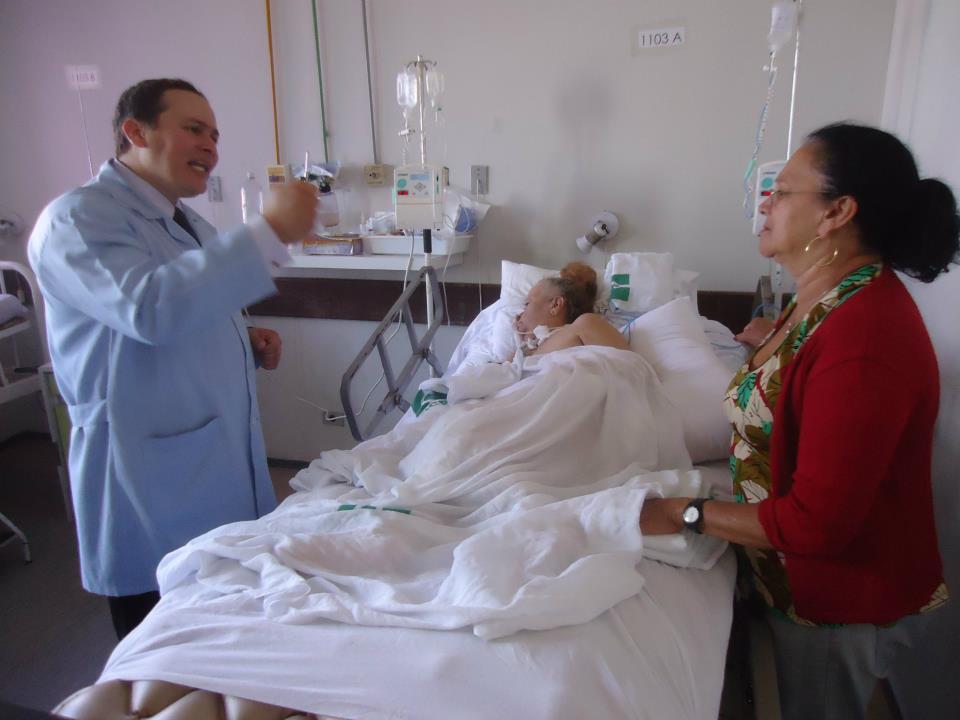 capelania hospitalar who